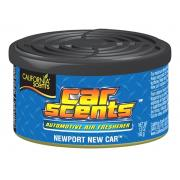 CALIFORNIA CAR SCENTS zapach NEW CAR