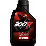 MOTUL 300V FACTORY LINE ROAD RACING 5W30 - 1L