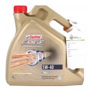 CASTROL EDGE TURBO DIESEL 5W40 - 4L