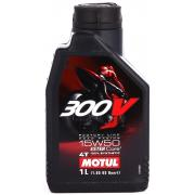 MOTUL 300V FACTORY LINE ROAD RACING 15W50 - 1L