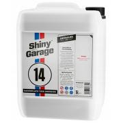 SHINY GARAGE - BACK2BLACK POLYMER TIRE DRESSING - CZERNIDŁO DO OPON - 5L